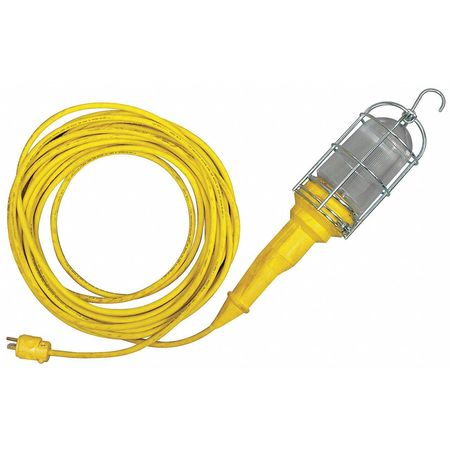 KH INDUSTRIES Incandescent Yellow Hand Lamp