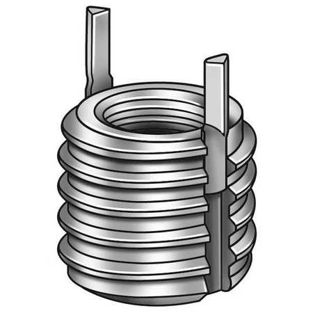 Thread Insert, Locking, 1/4-28, Pk10