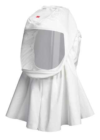 Versaflo(TM) Hood, M/L, White
