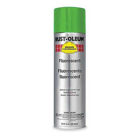 Rust Preventative Spray Paint, Green, 14oz
