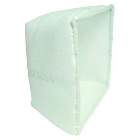 Cube Filter, 3-Ply, Polyester, 12x24x10 in.