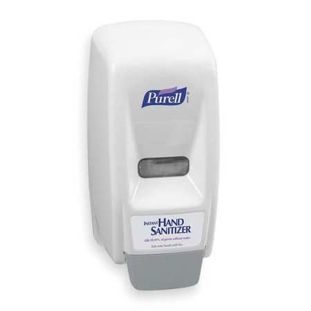 Hand Sanitizer Dispenser, 800mL,  White