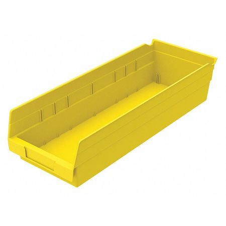 Shelf Bin,  17-7/8 In. L, 6-5/8 In. W, 4 In H