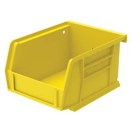 Stack and Hang Bin Yellow