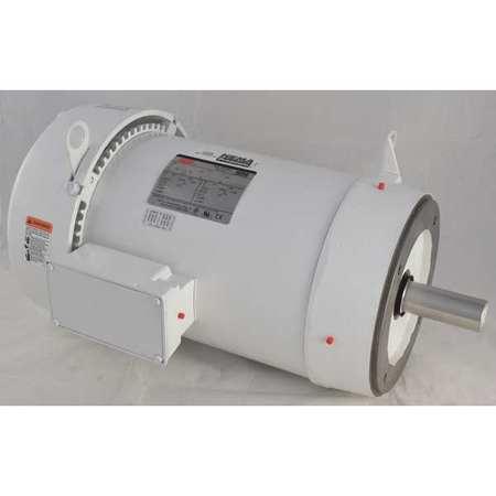 Washdown Mtr, 3 Ph, TEFC, 7-1/2 HP, 3520 rpm