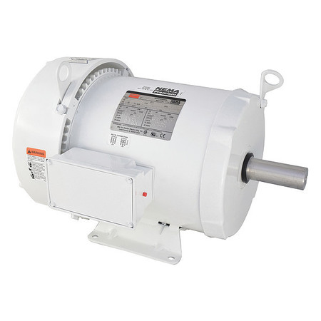 Washdown Mtr, 3 Ph, TEFC, 7-1/2 HP, 1765 rpm