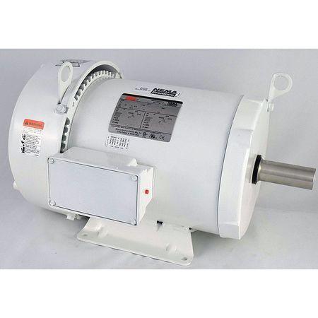 Washdown Motor, 3 Ph, TEFC, 10 HP, 1765 rpm