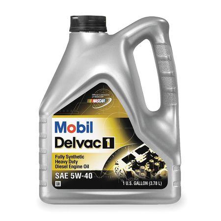 mobil mobil delvac 1 esp 5w 40 diesel 1 gal 112825. Black Bedroom Furniture Sets. Home Design Ideas