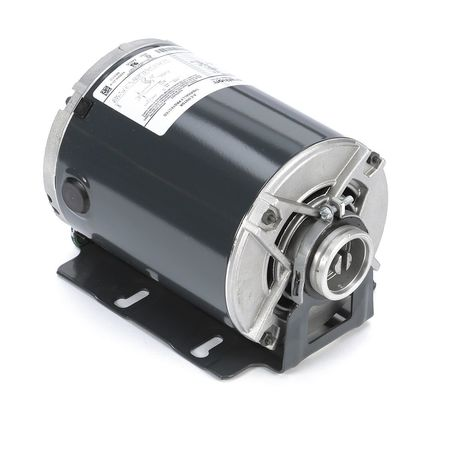 Pump Motor, Split Ph, 1/2 HP, 1725, 115V, 48Y