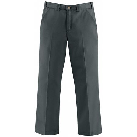 Work Pants, Dark Gray, Size 40x34 In