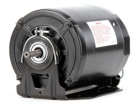 Motor, Split Ph, 1/3 HP, 1725, 115V, 56Z, TEAO