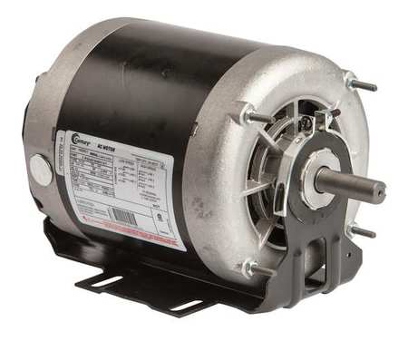 Mtr, 3 Ph, 3/4 HP, 1745/1140, 460V, Eff 66.0