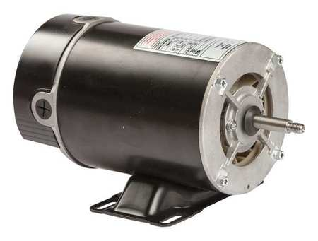 Pump Motor, Split Ph, 3/4 HP, 3450, 115V, ODP