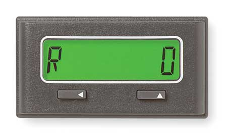 Electronic Ratemeter, 8 Digits
