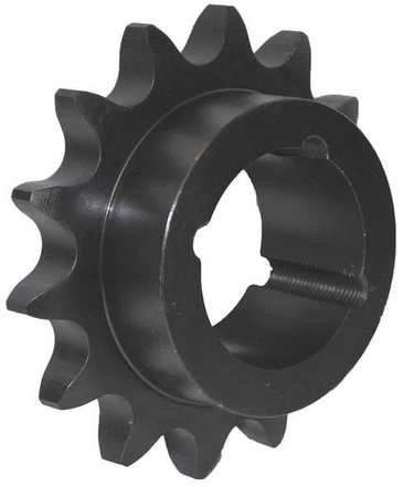 Sprocket, Taper-Lock(R), #40, OD 3.140 In