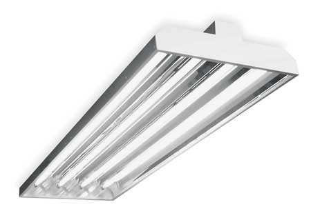 Fluorescent High Bay Fixture, T5HO, 204W