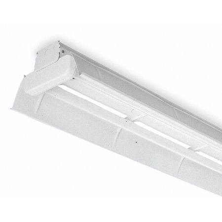 Fluorescent Fixture, F32T8, 32W, 120-277V