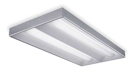 Lithonia Lighting Recessed Troffer, F28T5, 58W, 120-277V 2RT5 28T5 ...
