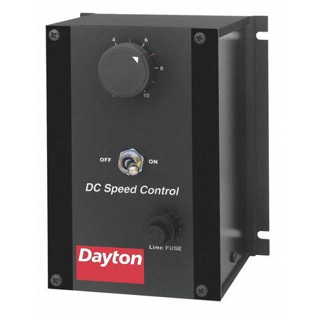 DC Speed Control, 90VDC, 2A, NEMA 1