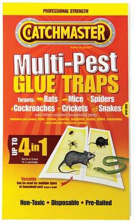 Glue Trap, 6 In. L, 10 In. W
