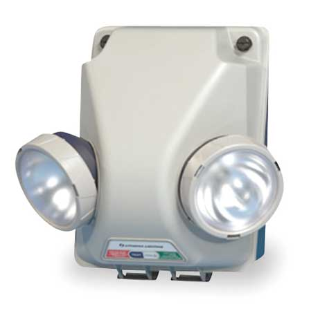 ACUITY LITHONIA 2 Krypton Lamps,  Emergency Light