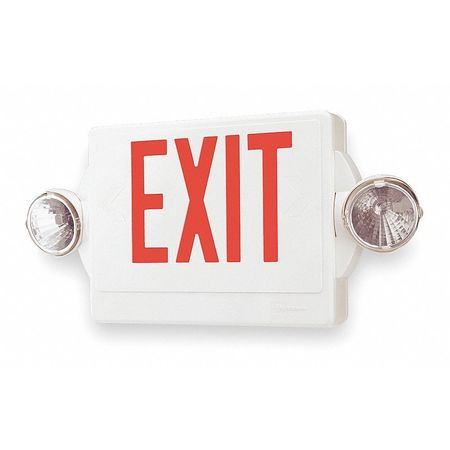 ACUITY LITHONIA LED/Krypton Exit Sign with Emergency Lights