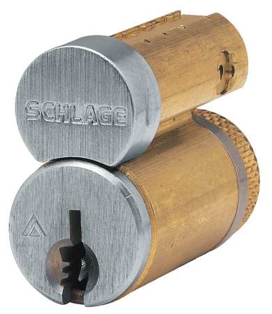 SFIC Cylinders, 1-3/8 In., 7 Pins, PK20