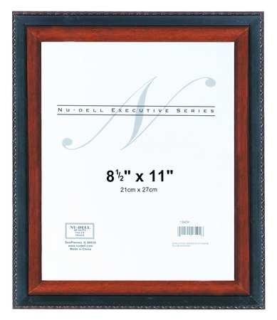 Exec. Doc. Frame 8.5x11 Blk. Mahogany