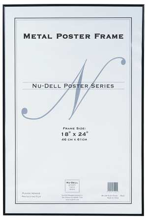 Metal Poster Frame 18x24 Black