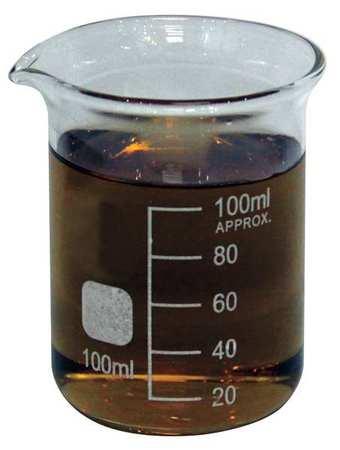 Beaker, Low Form, Glass, 100mL, PK12