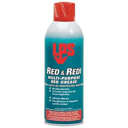 Red & Redi, Multi Purp Grease, 16oz