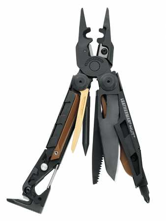 EOD Multi-Tool, Black, 15 Tools