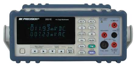 BK Precision Digital Bench Multimeters