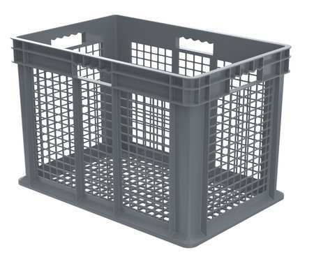 Stak-N-Store Bins,  Dolly,  and Shelving Units
