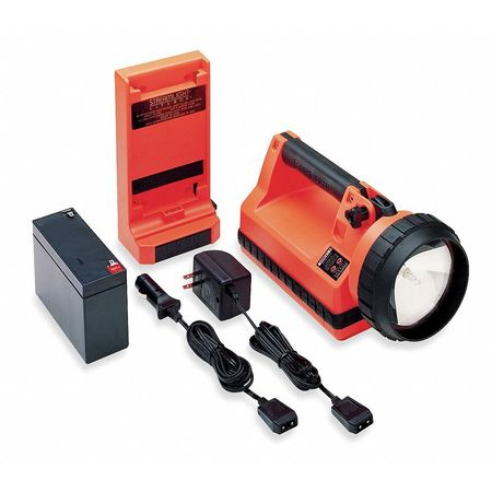 Tactical Lantern, Halogen, Orange