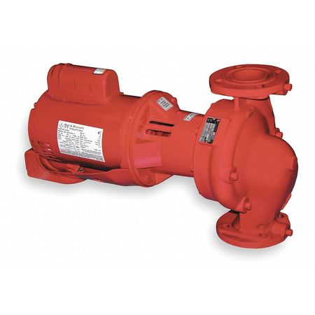 Hot Water Circulator Pump, 3/4 HP