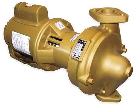 Hot Water Circulator Pump, 1/2 HP