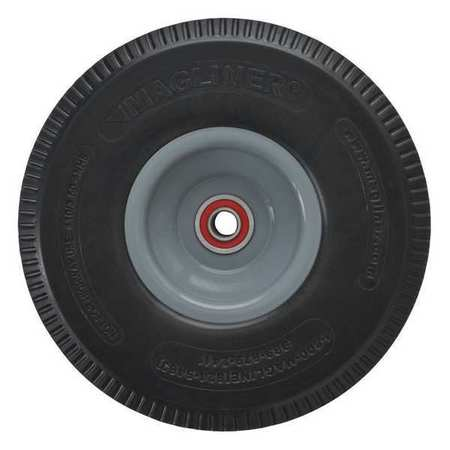 Hand Truck Foam Filled Wheel, 3-1/2 in.W