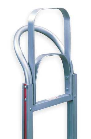 Hi-U Frame Extension, Aluminum, 10 in W