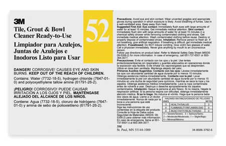 Secondary Label, PK12