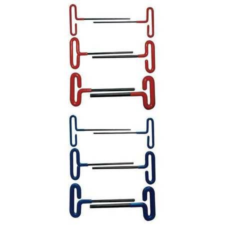 Hex Key Set, Pieces 12, S3,  M2