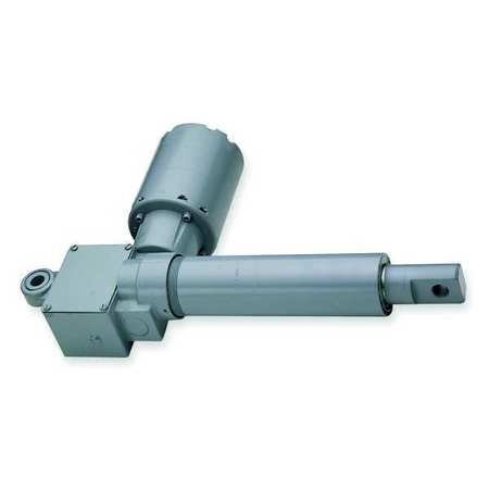 Linear Actuator, 115VAC, 500 lb., 18 In