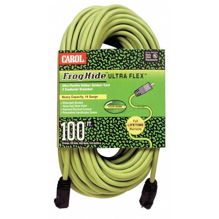 100 ft. 14/3 Extension Cord SJOW