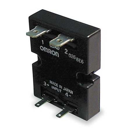 Solid State Relay, 4 to 6VDC, 10A