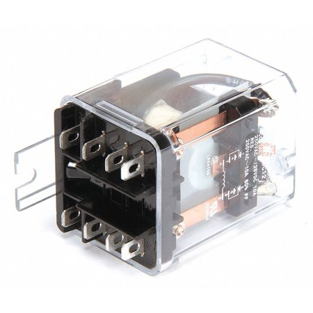 Relay, 8Pin, DPDT, 10A, 12VDC