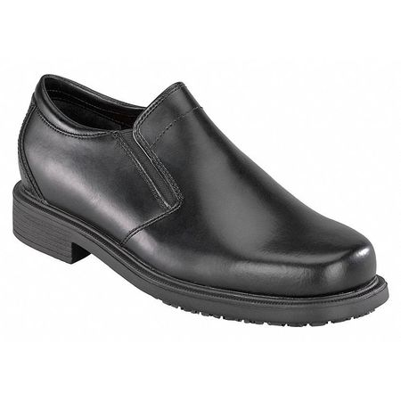 Work Shoes, Pln, Mens, 12, Black, PR