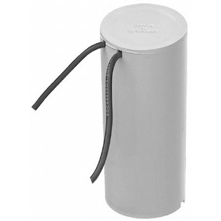Dry-Film HID Capacitor, 10 uF, 300V, Round