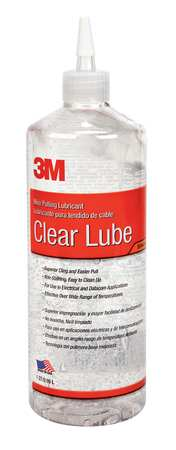 Wire Pulling Lube, 1Qt, 40, 000-60, 000 cps
