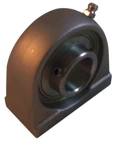 Pillow Block Tapped Base Bearing, Ball, 1""
