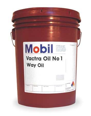Mobil Vactra No. 1,  Way Oil,  5 gal.,  ISO 32